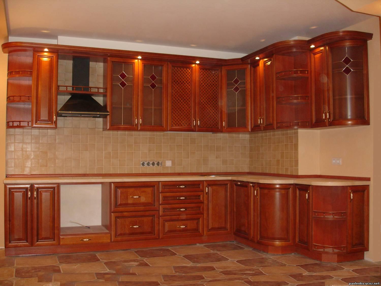 Корпусная мебель для кухни.